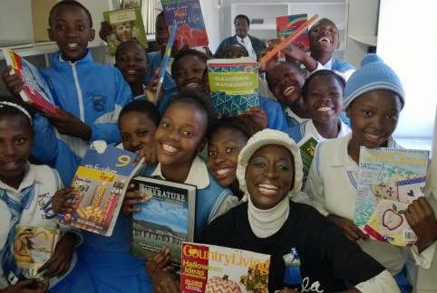 Mandela Day Libraries